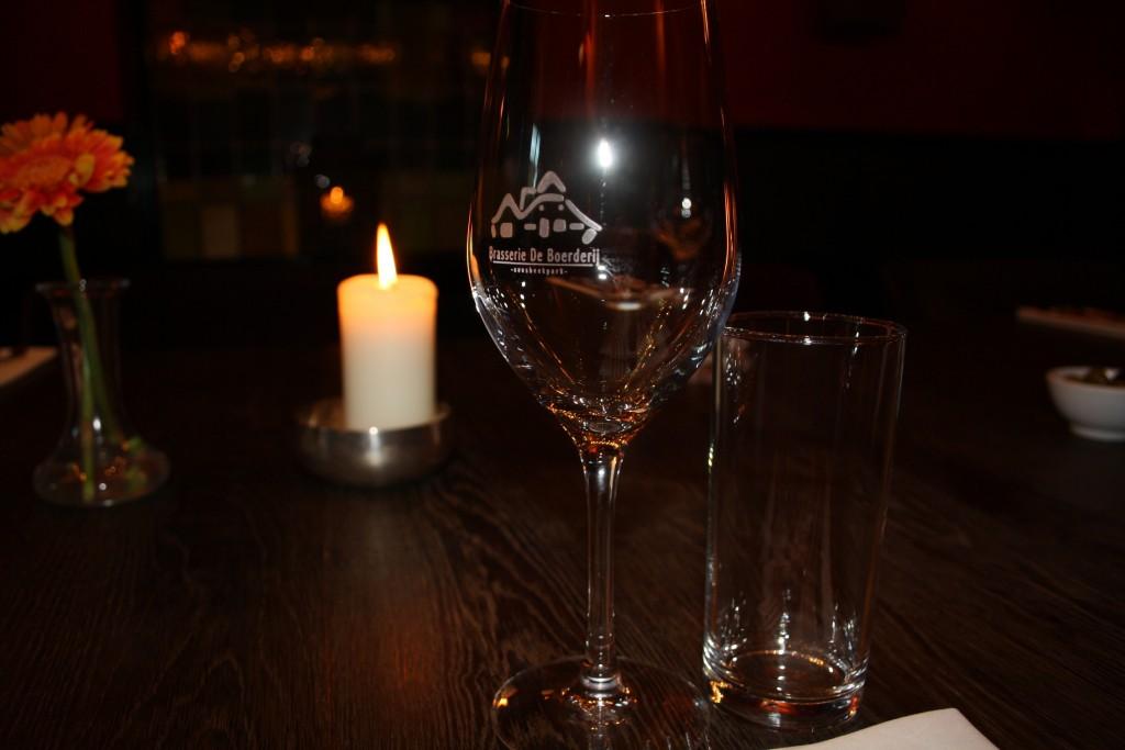 glas brasserie
