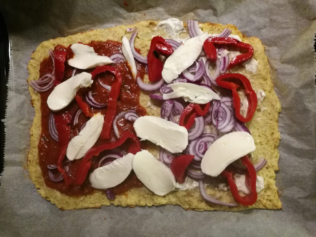 pizza aardappel